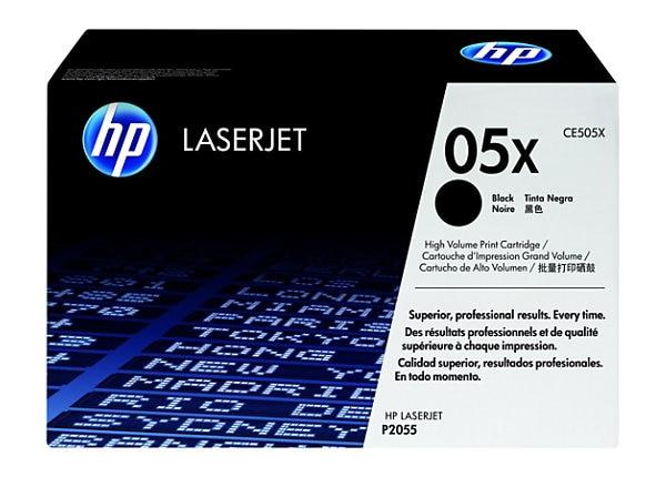 HP 05X Black High Yield Toner Cartridge