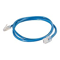 C2G Cat5e Non-Booted Unshielded (UTP) Network Patch Cable - patch cable - 4