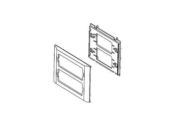 Wiremold Raceway 5450 - network device mounting bracket