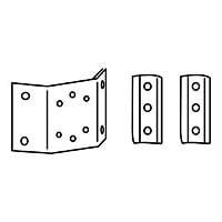 Ergotron T-Slot Bracket Kit - mounting brackets