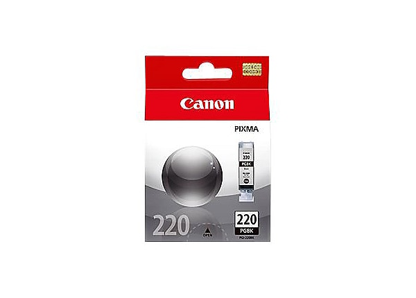Canon PGI-220 - pigmented black - original - ink tank