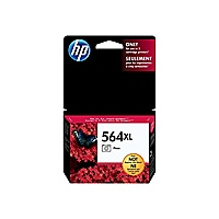 HP 564XL (CB322WN) High Yield Photo Original Ink Cartridge