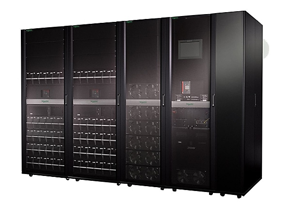 APC Symmetra PX 150kW Scalable to 250kW with Right Mounted Maintenance Bypa