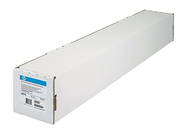 HP Everyday - photo paper - satin - 1 roll(s) - Roll (91.4 cm x 30.5 m) - 2