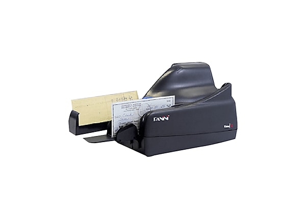 Panini X50 Small Feed Check Scanner