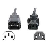4ft IEC320-C14 to IEC320-C13 Jumper cable