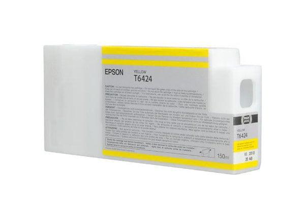 Epson 642 - yellow - original - ink cartridge