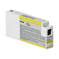 Epson UltraChrome HDR - yellow - original - ink cartridge