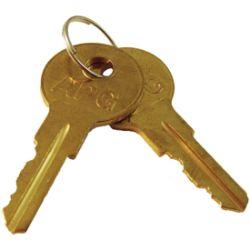APG cash drawer key