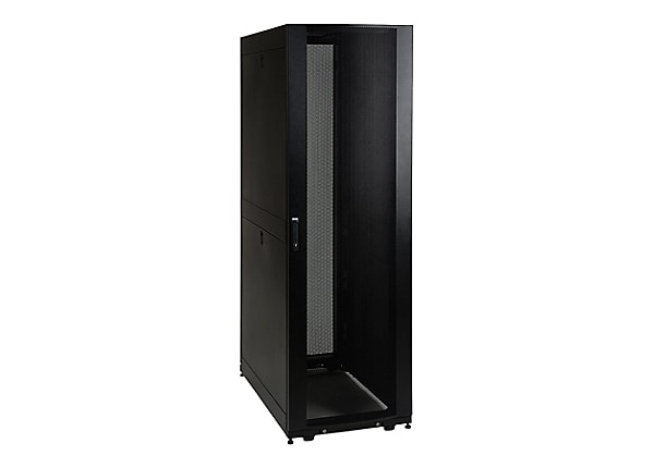 Tripp Lite 48U Rack Enclosure Server Cabinet Doors & Sides