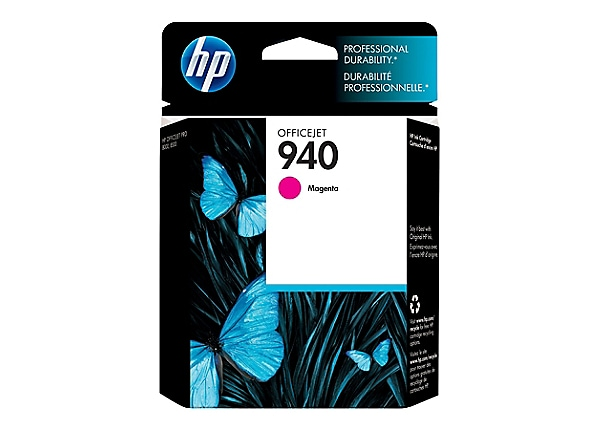 HP 940 (C4904AN) Magenta Original Ink Cartridge