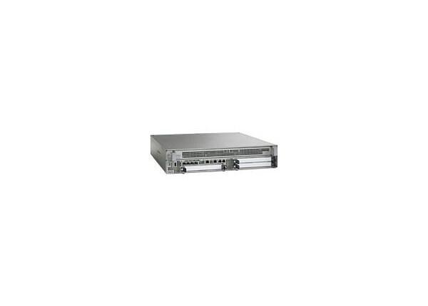 Cisco ASR 1002 HA Bundle - router - desktop - with Cisco ASR 1000 Series Em