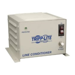 Tripp Lite Line Conditioner 600W Wall Mount AVR Surge 120V 5A 60Hz 4 Outlet