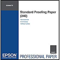 Epson Proofing Paper Standard - proofing paper - semi-matte - 1 roll(s) - R
