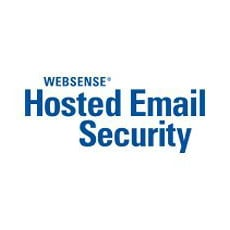 Websense Hosted Email Security - subscription license ( 1 year )