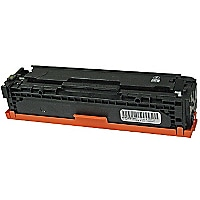Clover Remanufactured Toner for HP CB540A (125A), Black, 2,200 page yield