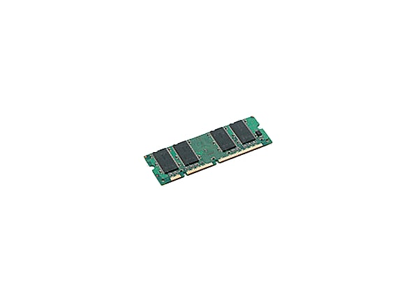 Lexmark - DDR2 - 256 MB - SO-DIMM 200-pin - unbuffered