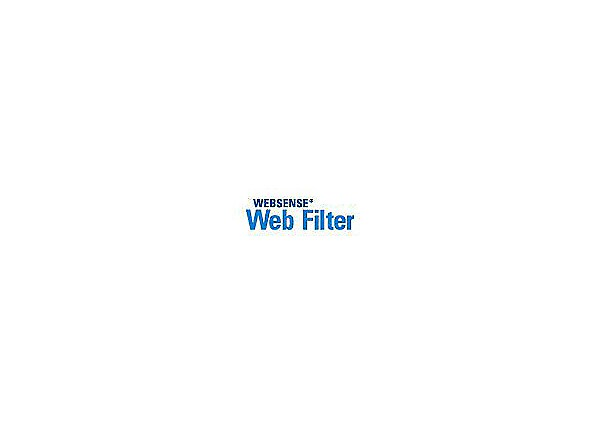 Forcepoint Web Filter - subscription license (10 months) - 1 additional sea