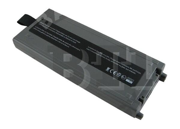 BTI - notebook battery - Li-Ion - 5200 mAh