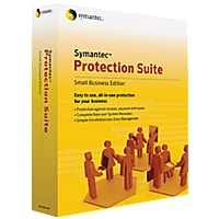 Symantec Protection Suite Small Business Edition (CD) with 1-yr Essential