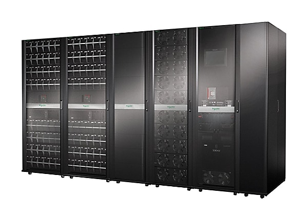 APC Symmetra PX 250kW Scalable to 500kW with Right Mounted Maintenance Bypa