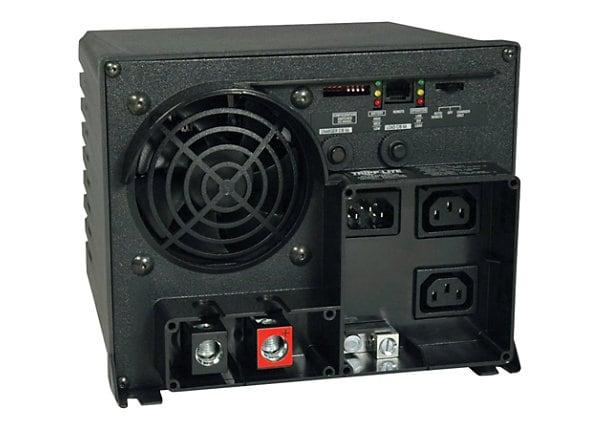 Tripp Lite 750W International Inverter / Charger 12VDC to 230VAC 5/20A C13