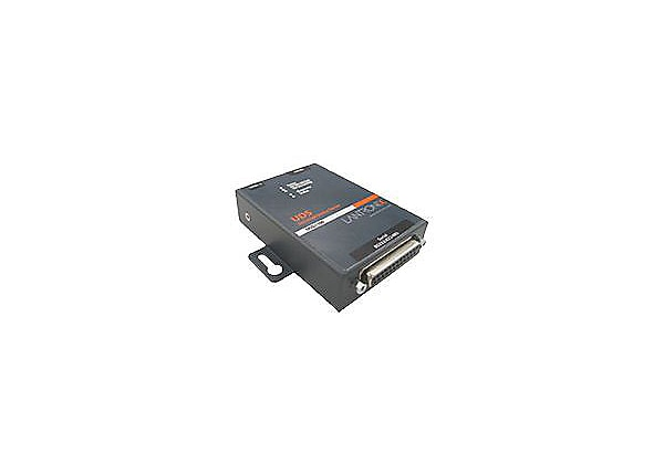 Lantronix Device Server UDS1100 One Port Serial (RS232/ RS422/ RS485) to IP