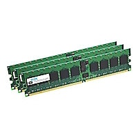 EDGE - DDR3 - kit - 12 GB: 3 x 4 GB - DIMM 240-pin - registered