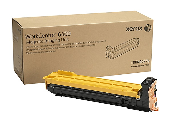 Xerox WorkCentre 6400 - 1 - magenta - drum kit
