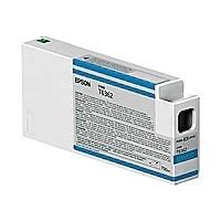 Epson UltraChrome HDR - cyan - original - ink cartridge