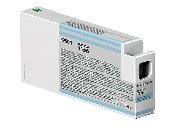Epson UltraChrome HDR - light cyan - original - ink cartridge