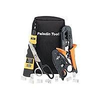 Paladin Tools DataComm Pro Starter Kit - tool kit