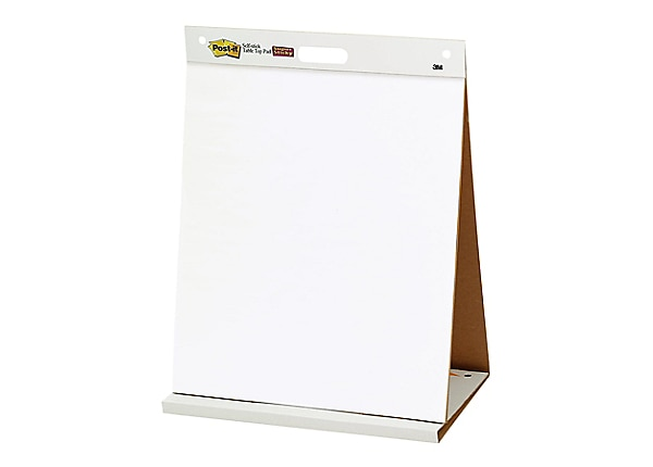 Post-it Tabletop Easel Pad 563R - flip chart pad