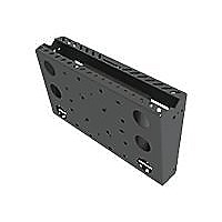 Peerless Custom Slim Tilt Mount with PC Holder DS509 - (Trade Compliant)