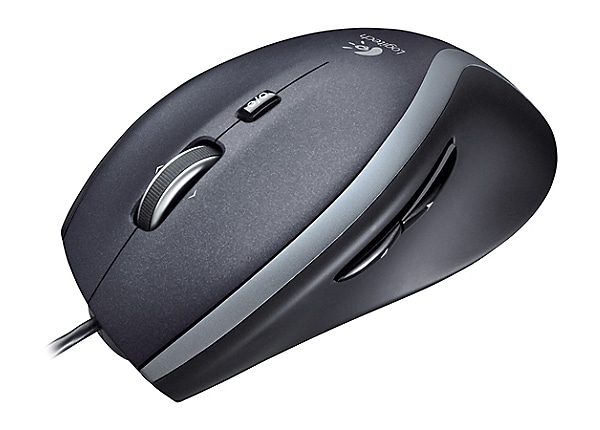 Logitech M500 USB Wired Corded Mouse