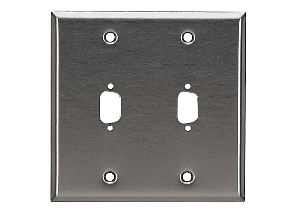 Black Box mounting plate