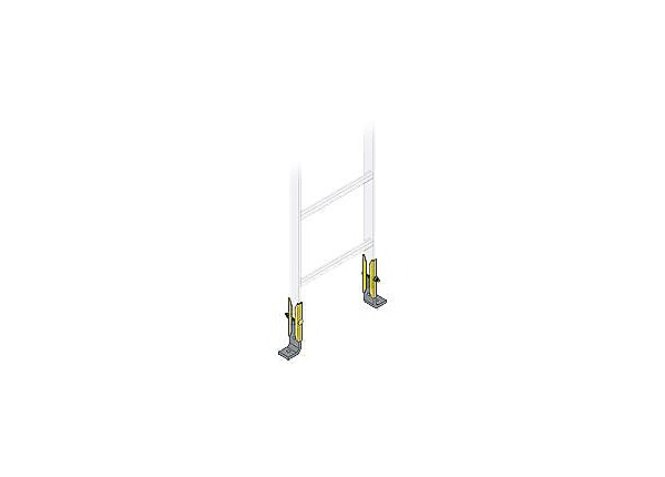 Middle Atlantic CL Series CLH-RES - ladder end support