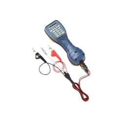 Fluke Networks TS52 PRO Test Set with ABN/PP and RJ11 plug - telephone test
