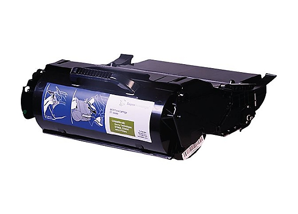 Source Technologies - black - original - MICR toner cartridge