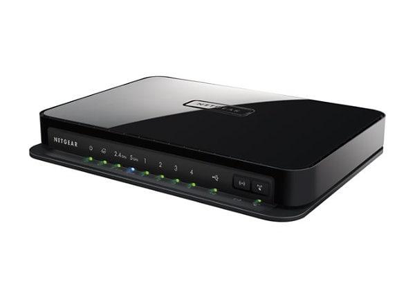 NETGEAR N600 Dual Band Gigabit WiFi Router (WNDR3700-100NAS)