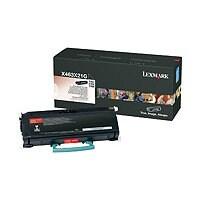 Lexmark - Extra High Yield - black - original - toner cartridge