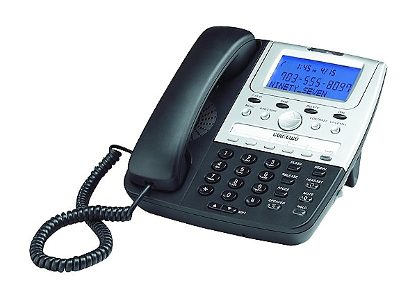 Cortelco 7 Series 2700 - corded phone with caller ID/call waiting