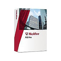 McAfee PCI Pro Server Module - subscription license (1 year) + 1 Year Gold