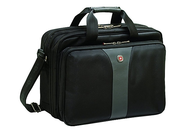 "Wenger LEGACY 16"" Double Gusset Laptop Case notebook carrying case"