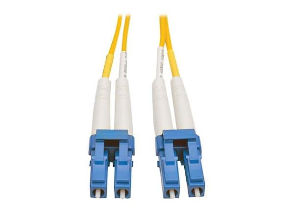 Tripp Lite 2M Duplex Singlemode Fiber 8.3/125 Patch Cable LC/LC 6'