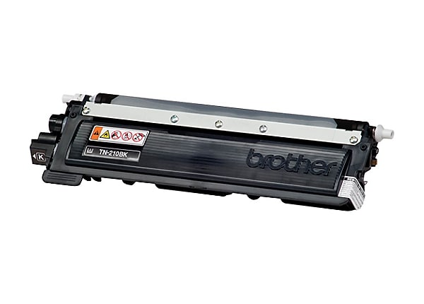 Brother TN210BK - black - original - toner cartridge