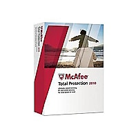 McAfee Total Protection 2010 - box pack (1 year) - 1 user
