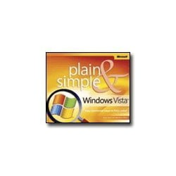 Microsoft Windows Vista - Plain & Simple - reference book