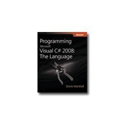 Programming Microsoft Visual C# 2008: The Language - reference book