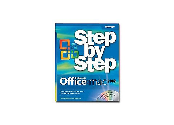Microsoft Office 2008 for Mac - Step by Step - self-training course